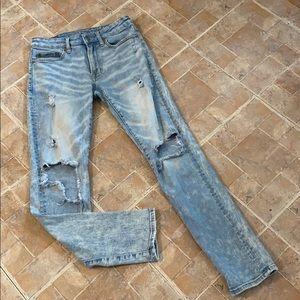 American Eagle slim fit flex jeans size men 29/32